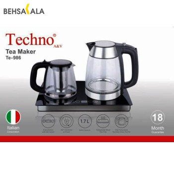 چای ساز Techno مدل Te 986