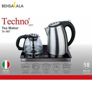 چای ساز Techno مدل Te 987