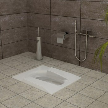 توالت زمینی مارانتا گلسار فارس