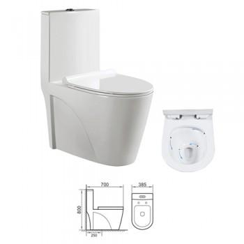 توالت فرنگی 101 ملودی