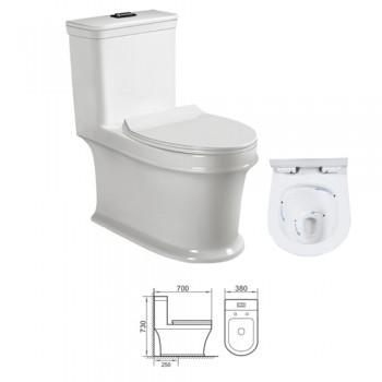 توالت فرنگی 108 ملودی