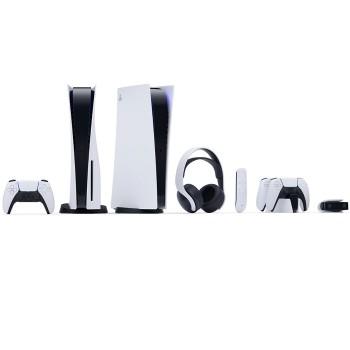 کنسول بازی بدون درایو Sony مدل پلی استیشن 5 - 825 گیگابایت